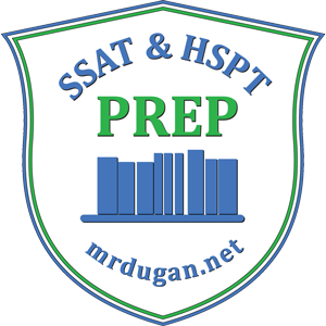 Mr. Dugan | Online SSAT & HSPT Prep Courses | United States